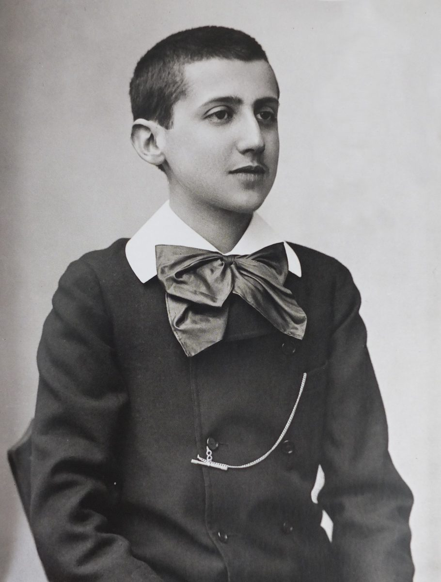 MARCEL; PROUST; PORTRAIT; FRENCH WRITER; YOUNG PROUST;