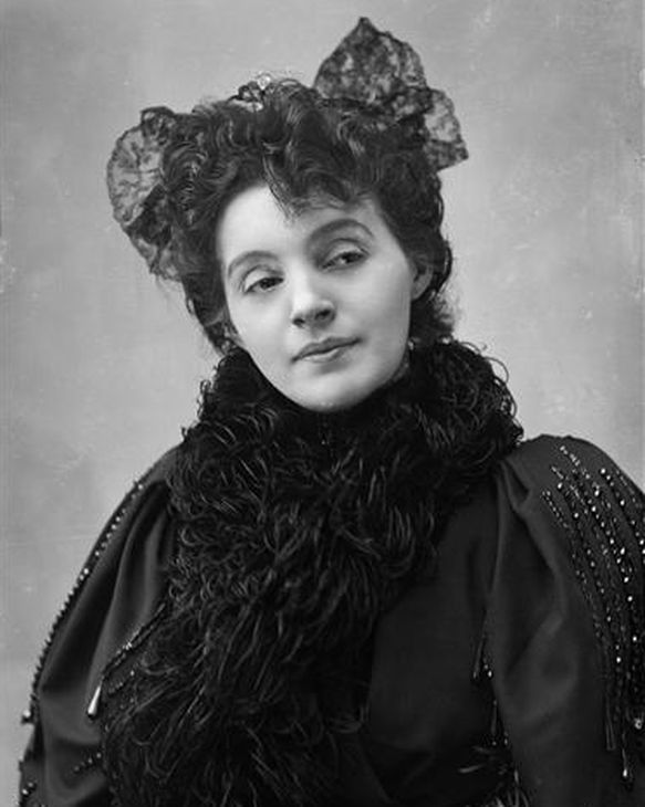 GABRIELLE; REJANE; FRENCH ACTRESS; PROUST FRIEND;