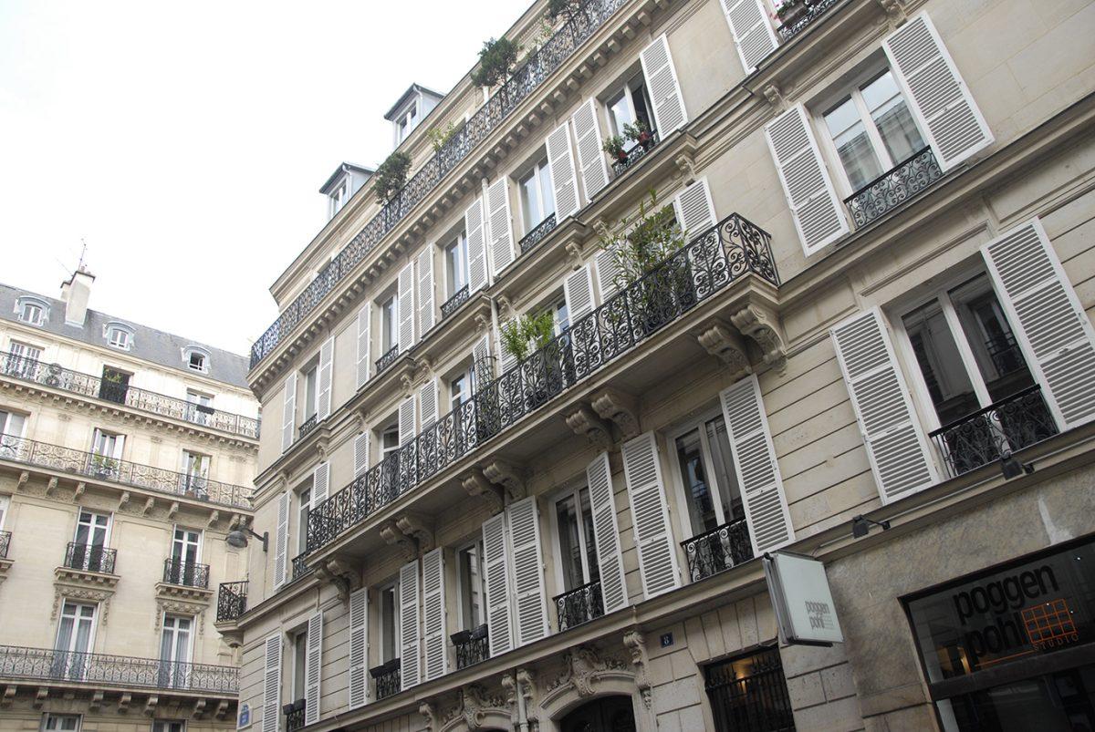 RUE ROY;PARIS; PARENTS PROUST';