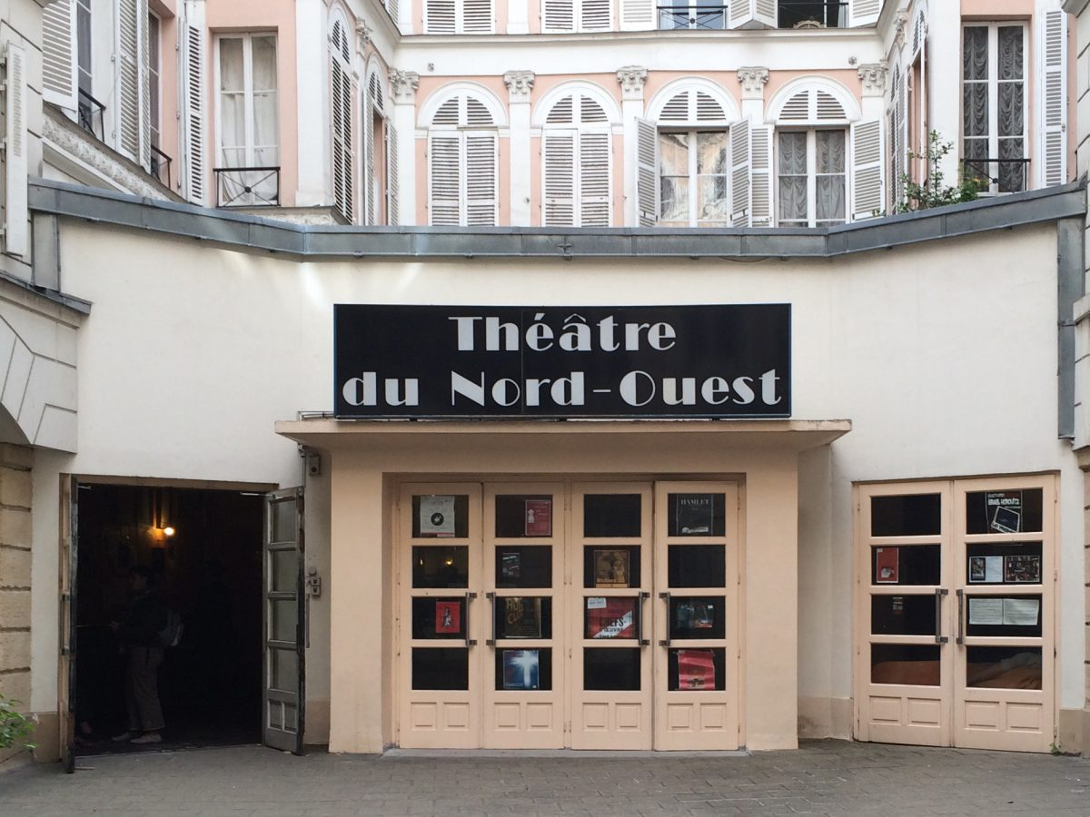 EDITH; PIAF; THE CLUB DES CINQ;PARIS; THEATRE DU NORD-QUEST;